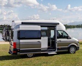 Photo of Volkswagen Debuts Three New Campervans