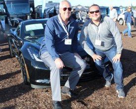 Photo of La. Dealer Wins Corvette from Thor Industries