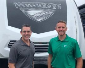 Photo of iN-Command Debuts on Winnebago Minnie Plus