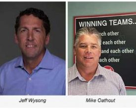 Photo of Lippert Promotes Wysong, Oathout