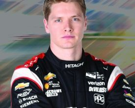 Photo of IndyCar's Newgarden to Appear at Pomona Show