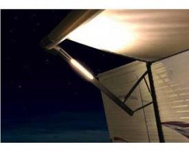 Photo of LCI Debuts Solera Serenity Lighting for Awnings