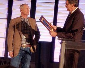 Photo of KOA CEO Pat Hittmeier Receives ARVC Pioneer Award