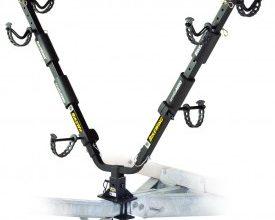 Photo of Accessories Added to Bike Racks
