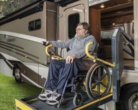 Photo of Winnebago Launches Wheelchair-friendly RVs, Garners Praise at SuperShow