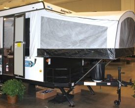 Photo of Jayco Temporarily 'Shelves' Its Fold Downs