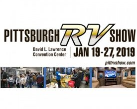 Photo of Pittsburgh RV Show Takes Over 9 Acres