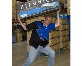Photo of Maxxsonics VP Ted Henricks Passes Away