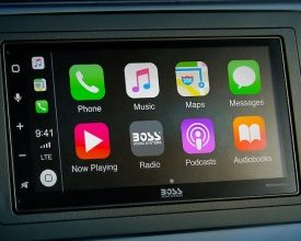 Photo of BOSS Releases New Multimedia Head Unit