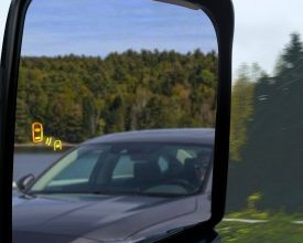 Photo of REV Introduces Blind Spot Detection System