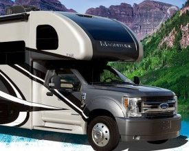 Photo of Thor Motor Coach to RevealOutdoor Adventurerat RVX