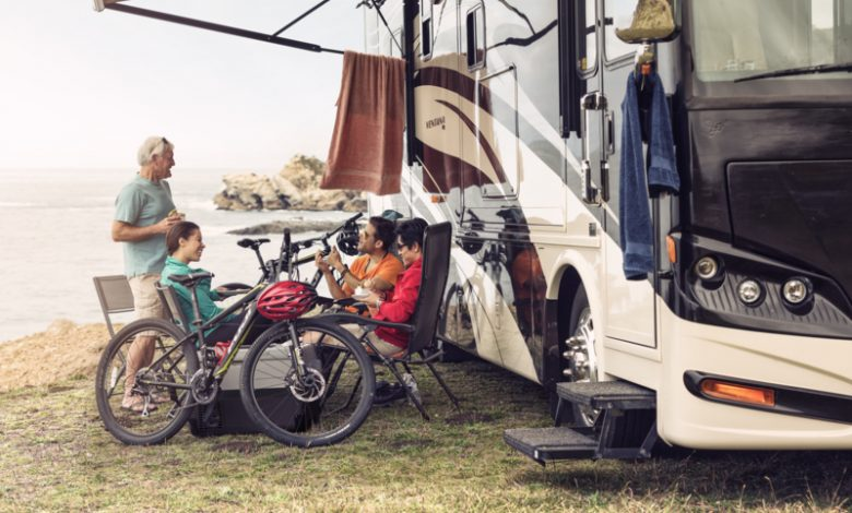 Dometic awning