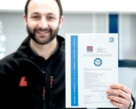 Photo of LAMILUX Renews TÜV Sud Seal for Its Composites