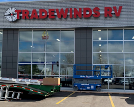 Photo of TradeWinds RV to Hold Grand Opening May 13