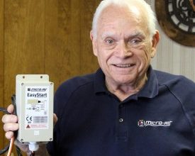 Photo of Micro-Air EasyStart Lets Small Generators Start A/Cs