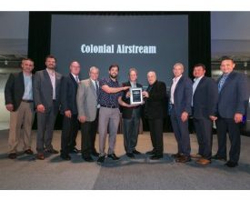 Photo of Airstream Lists Top Dealer Rankings at International Meeting
