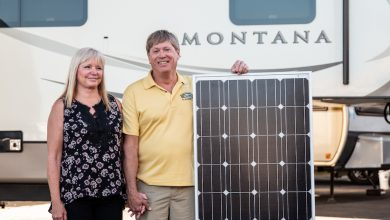 Photo of Folsom Lake RV Took a $1M Step Into Going Green