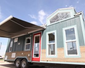 Photo of Dometic Teams with Tiny Idahomes for K2 Model