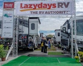 Photo of Lazydays Holdings First Quarter Revenues Dip 2.7%
