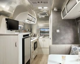 Photo of Photos: Airstream Revives Two Historic Models