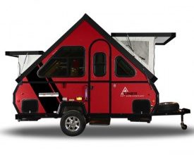 Photo of Aliner Showcases 35th Anniversary Camper in D.C.