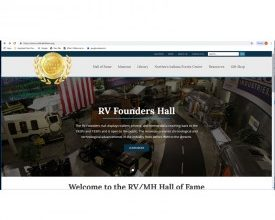 Photo of Hall Updates its Web Site
