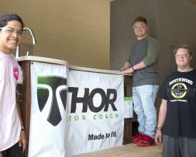 Photo of TMC Participates in High School RV Construction Pathway Program