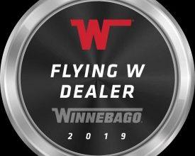 Photo of Family RV Group Wins Flying W Dealer Award
