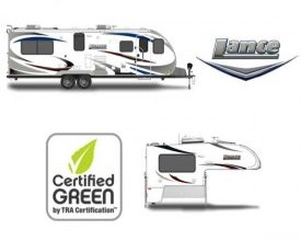 Photo of Lance Camper Earns Green Certification