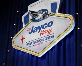 Photo of Jayco Recognizes Dealer Relations Dating 50 Years