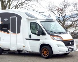 Photo of Electric RV Reaches 249 Miles Per Charge