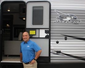 Photo of Jayco Gets Early Start on Open House