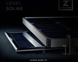 Photo of Zamp Solar to Unveil New Solar Panels