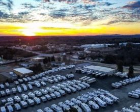 Photo of RV Retailer Expands in N.C., S.C., and Texas