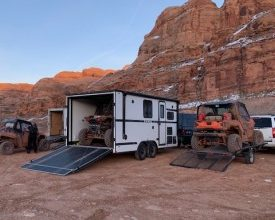 Photo of Stealth Trailers to Hold Tours, Reveal Toy Hauler