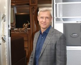 Photo of Airstream Recognized by'Fast Company'for Smart Control Technology