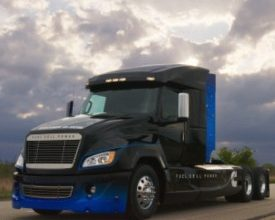 Photo of Cummins Showcases Hydrogen Fuel Cell Truck