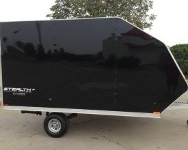 Photo of Stealth 2020 Glacier Snowmobile Hauler Unveiled
