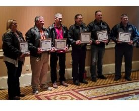 Photo of Fixed-Ops Employees Honored at RVDA Expo