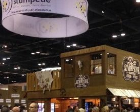 Photo of Furrion Partners with Global Distributor Stampede
