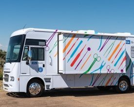 Photo of Winnebago Reveals All-Electrical Mobile Lab