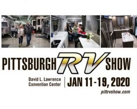 Photo of Pittsburgh RV Show to Cover Nine Acres