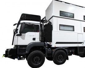 Photo of Trends: Australian Company Builds Two-Story RV