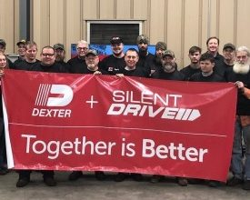 Photo of Dexter Axle Acquires Silent Drive