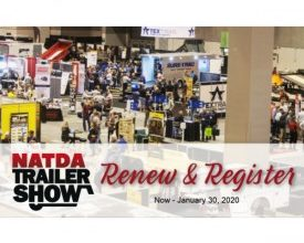 Photo of NATDA Trailer Show Registration Opens