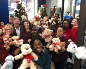 Photo of Community: PPL Motor Homes Donates 450 Teddy Bears