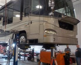 Photo of RV Chassis Repair Company Expands