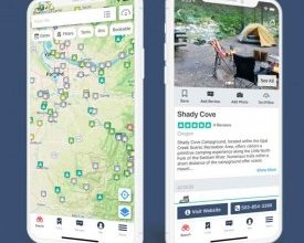 Photo of Camping App Offers Offline Search