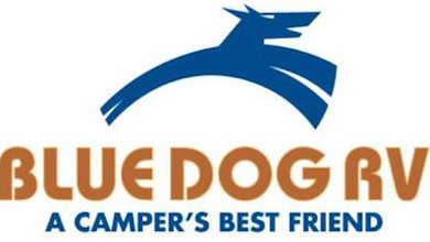 Blue Dog RV logo