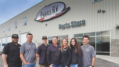 Photo of Parris RV Growing at a Breakneck Pace